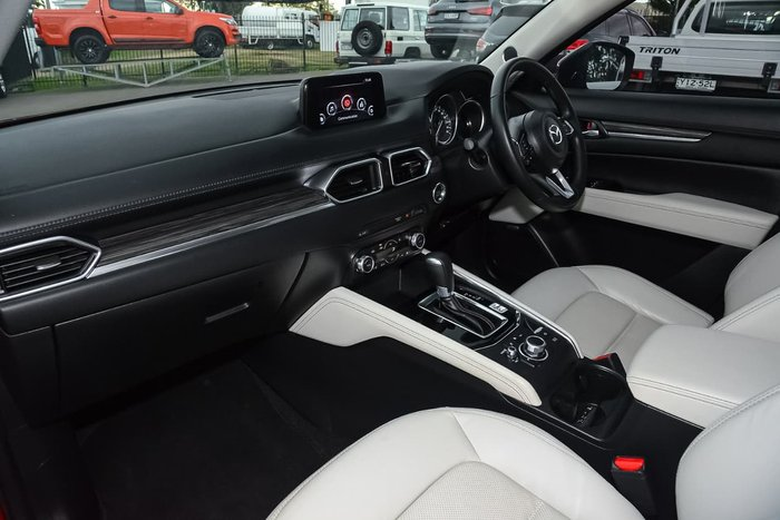 2018 Mazda CX-9 Azami TC Red