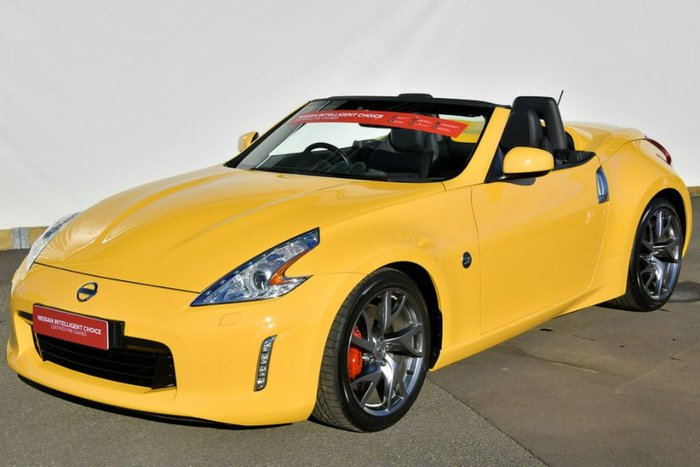 2017 Nissan 370Z Z34 MY17 CHICANE YELLOW