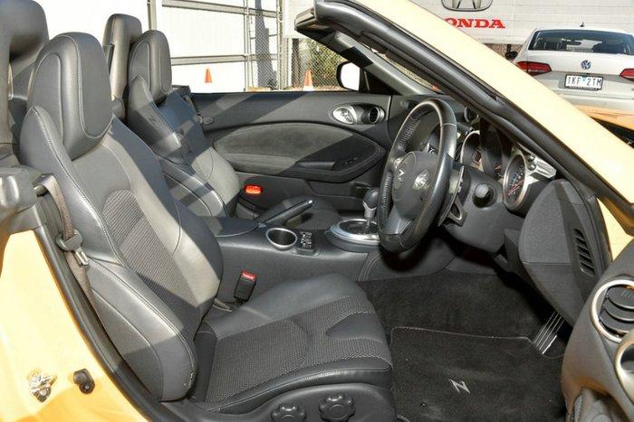 2017 Nissan 370Z Z34 MY17 CHICANE YELLOW