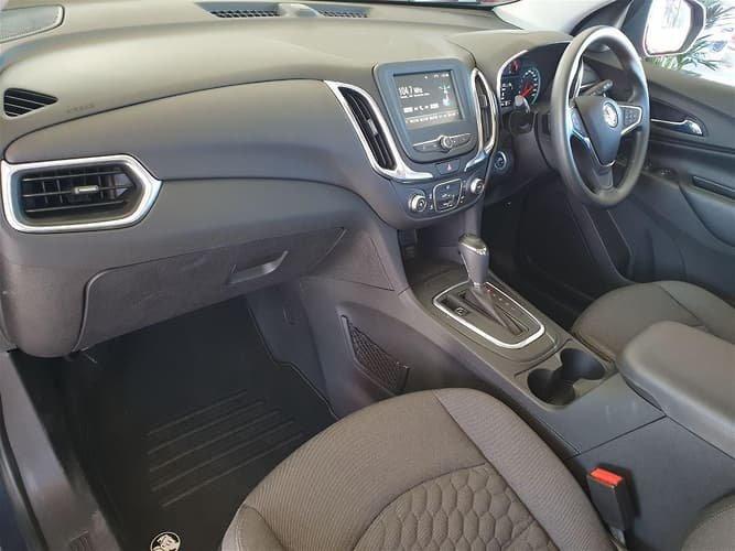2018 Holden Equinox LS EQ MY18 Blue