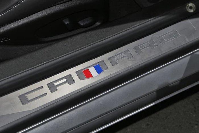 2018 Chevrolet Camaro 2SS MY18 Silver