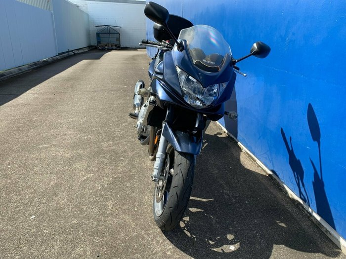 2007 Suzuki GSF1250S (BANDIT) BLUE