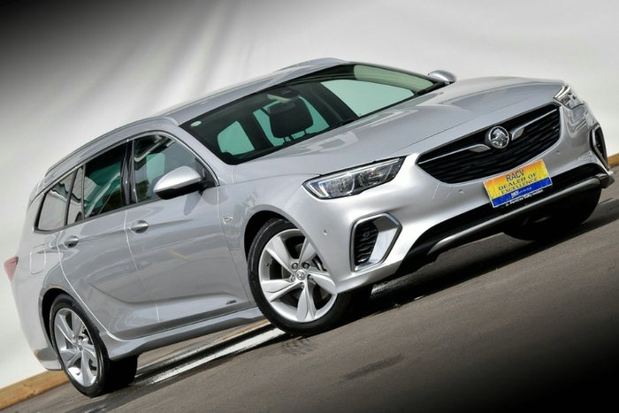 2018 Holden Commodore RS-V ZB MY18 4X4 On Demand NITRATE