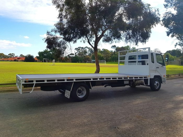 2019 FUSO FIGHTER 1024 TRAY +2 YEAR FREE SERVICING 2019 PLATED TRUCKS* null null WHITE