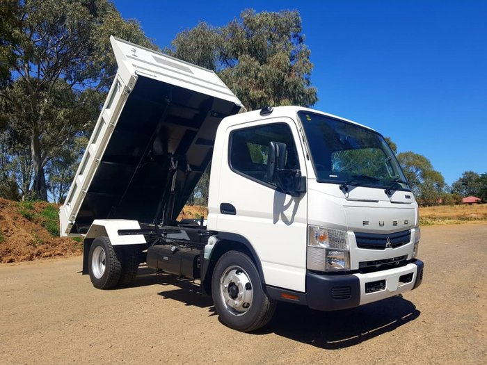 2018 FUSO CANTER 815 MAN FACTORY TIPPER RELIABLE RESPECTED & READY NOW null null null