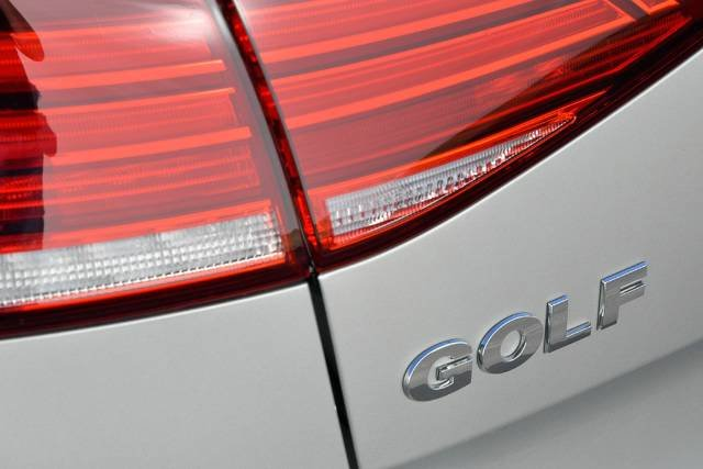 2018 Volkswagen Golf 110TSI Comfortline 7.5 MY19 TUNGSTEN SILVER METALLIC