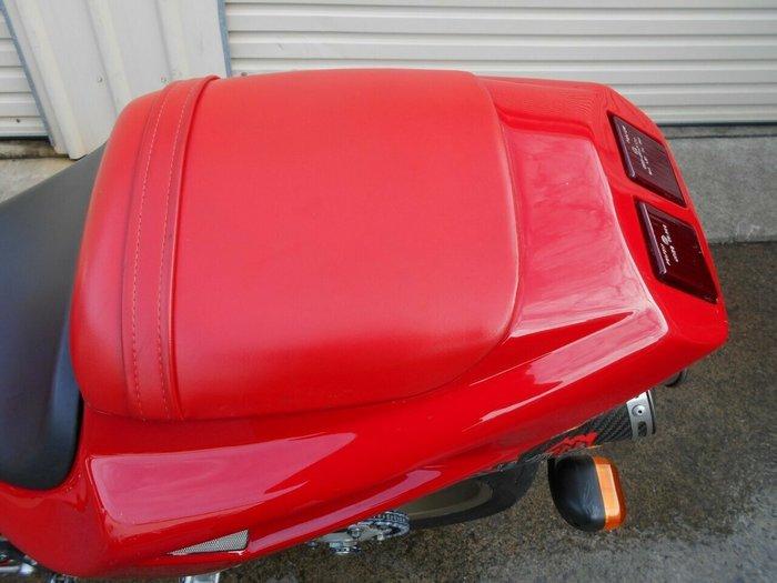 1998 DUCATI 996 Red