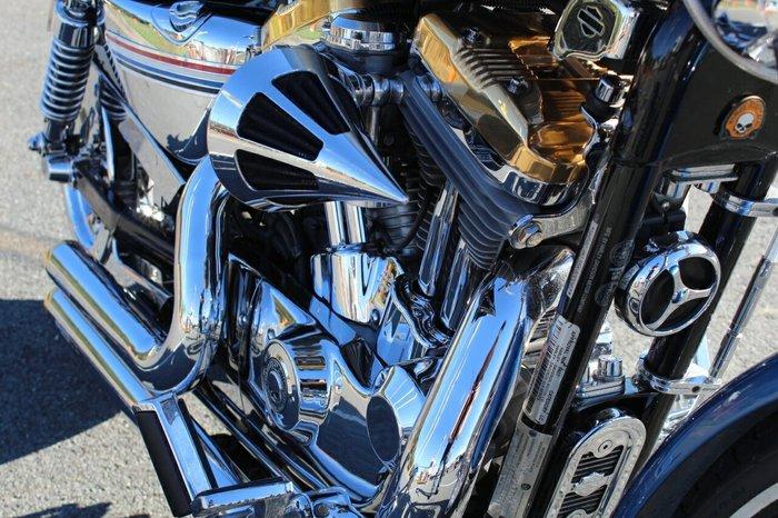 2005 Harley-davidson XL883C SPORTSTER CUSTOM Blue/Silver