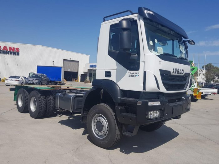 2020 IVECO TRAKKER 6X6 MANUAL ORDER YOURS FOR 2020 PLATE null null White