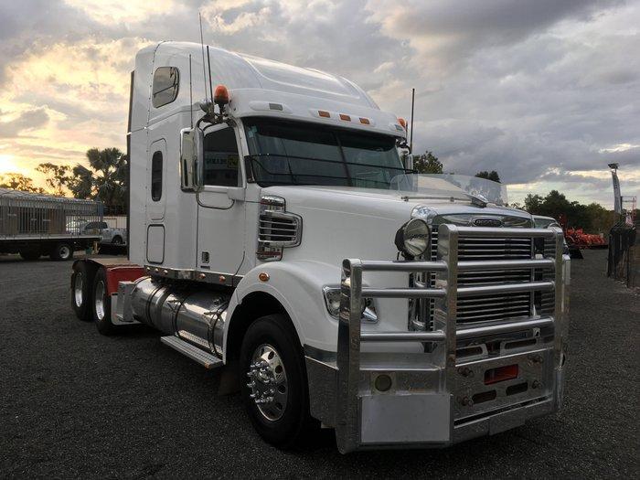 2011 Freightliner Coronado SD 112 HEAVY DUTY P.MOVER