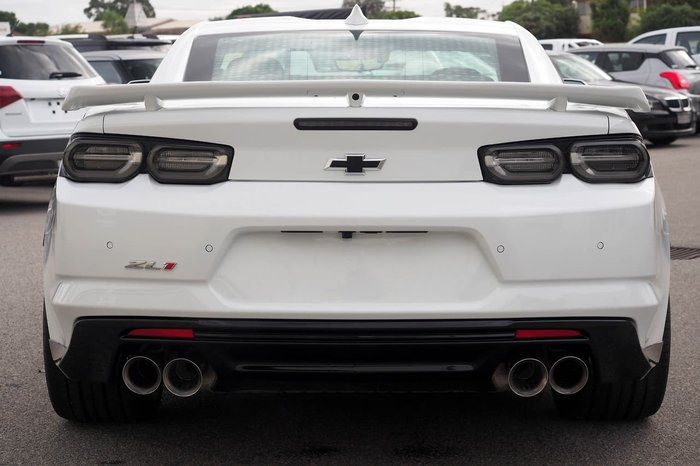 19 HOLDEN SPECIAL VEHICLES CAMARO ZL1 MY19 6.2L SC 485kW 10Spd Auto Coupe