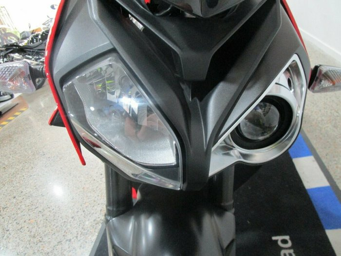 2014 BMW S 1000 R RED