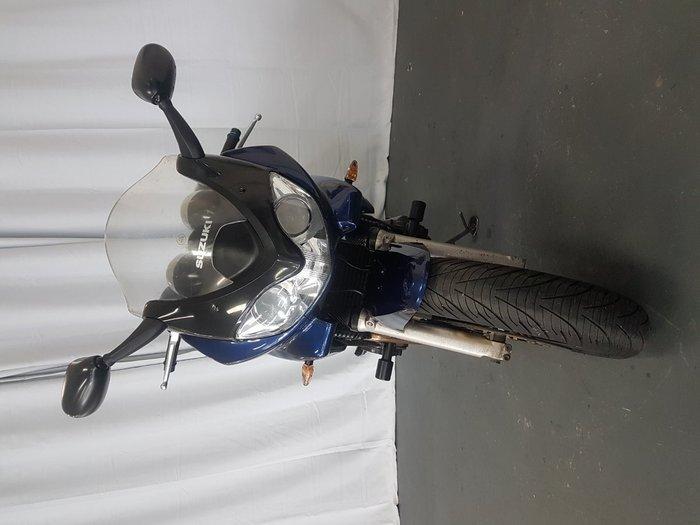 2002 Suzuki GSF1200S (BANDIT) Blue