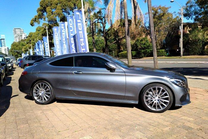 2016 Mercedes-Benz C300 C205 Grey