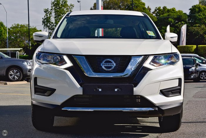 2018 Nissan X-Trail ST T32 Series II White
