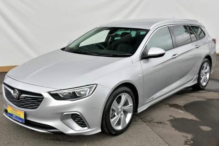 2018 Holden Commodore RS-V ZB MY18 4X4 On Demand null