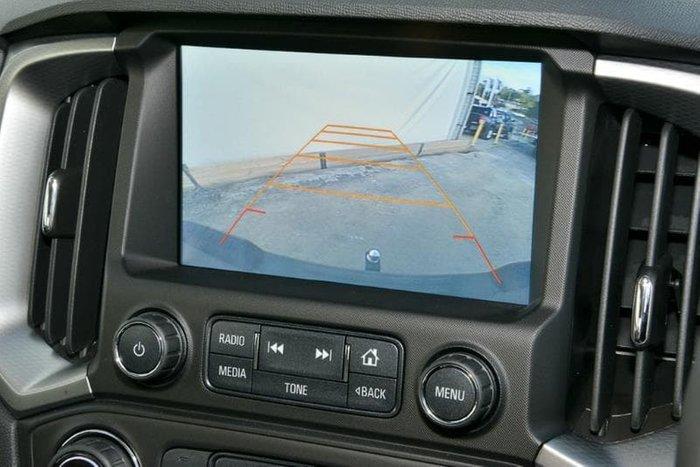 2018 Holden Colorado LTZ RG MY18 4X4 Dual Range White
