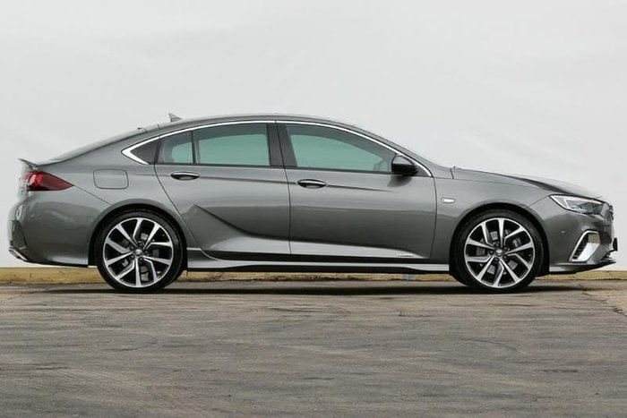 2018 Holden Commodore VXR ZB MY18 4X4 On Demand Grey