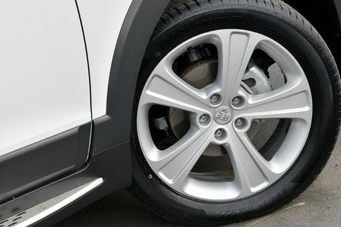 2014 Holden Captiva 7 LTZ CG MY15 4X4 On Demand White