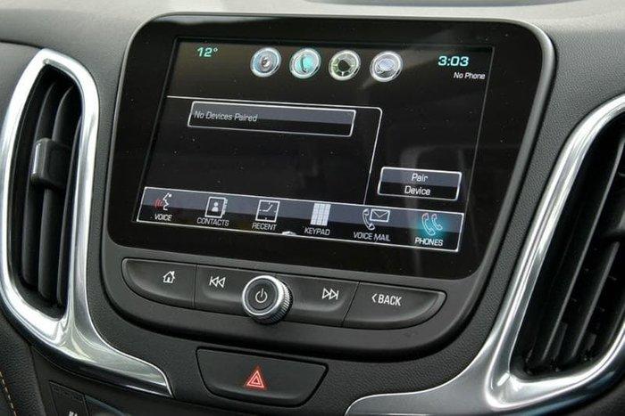 2018 Holden Equinox LTZ-V EQ MY18 Four Wheel Drive Grey