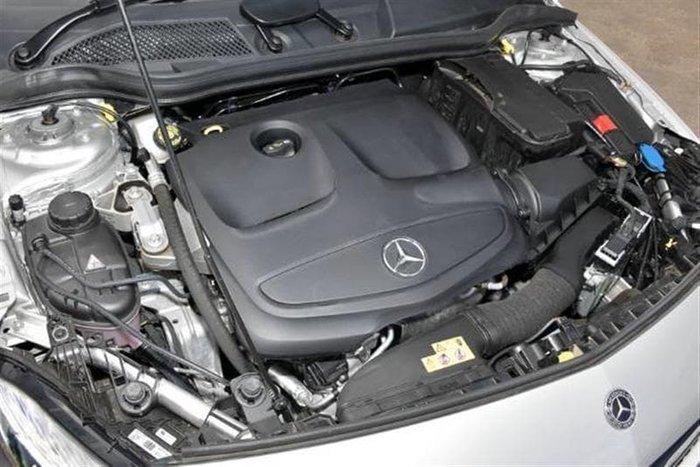 2017 Mercedes-Benz A250 Sport W176 Four Wheel Drive Silver