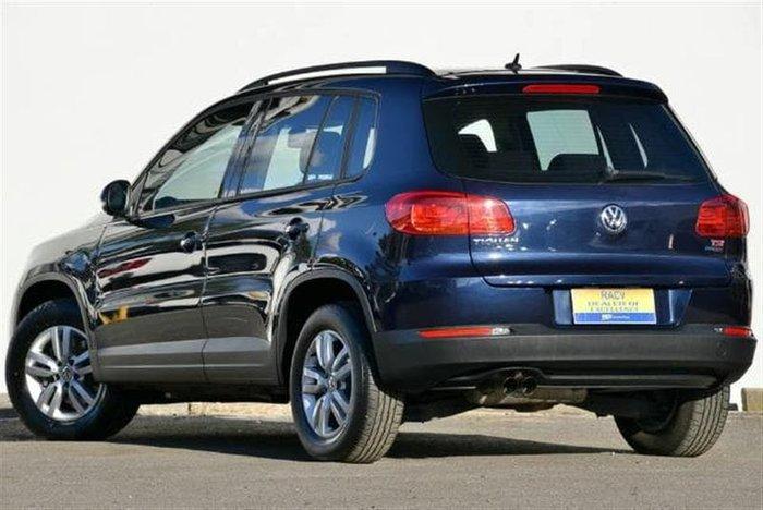 2013 Volkswagen Tiguan 118TSI 5N MY14 Blue