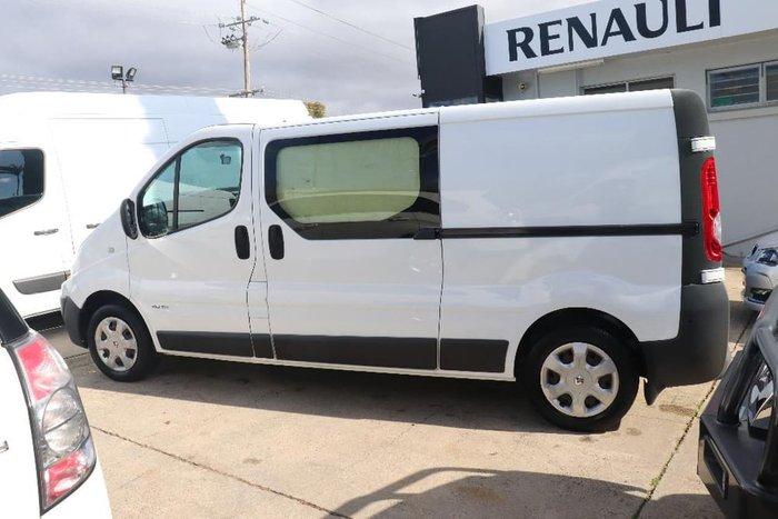 2014 Renault Trafic X83 Phase 3 White