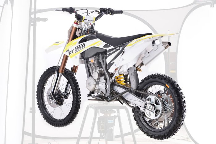 2017 CROSSFIRE CF250 null null White