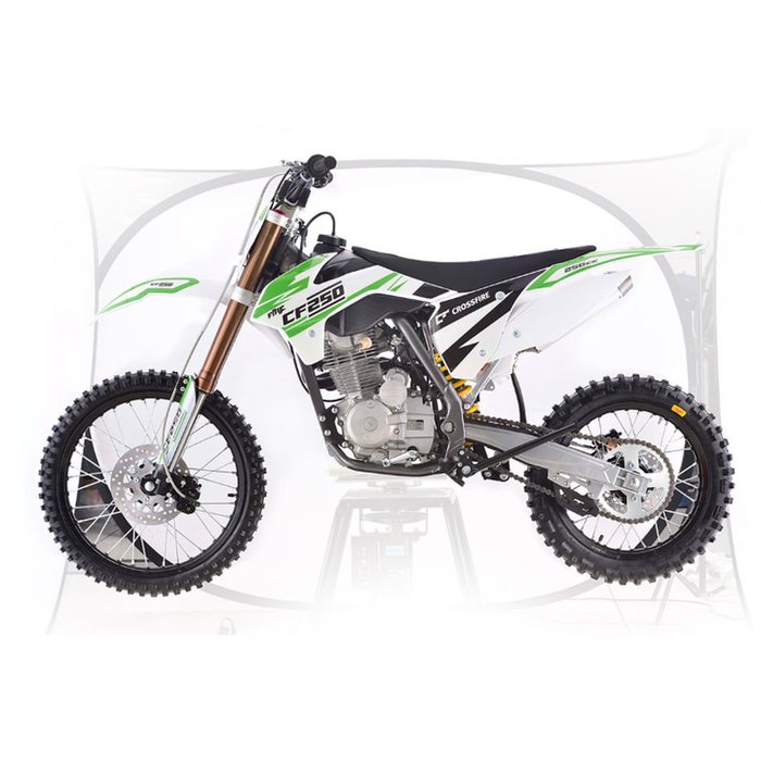 2017 CROSSFIRE CF250 null null Green