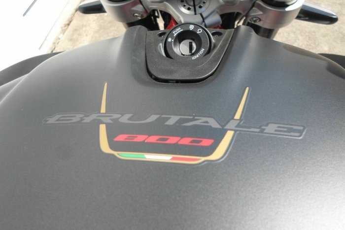 2017 MV Agusta BRUTALE 800 EAS BLACK