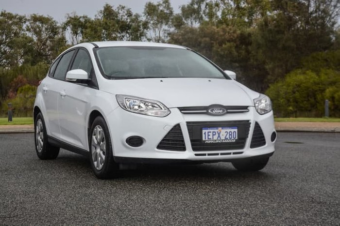 2014 Ford Focus Ambiente LW MKII White