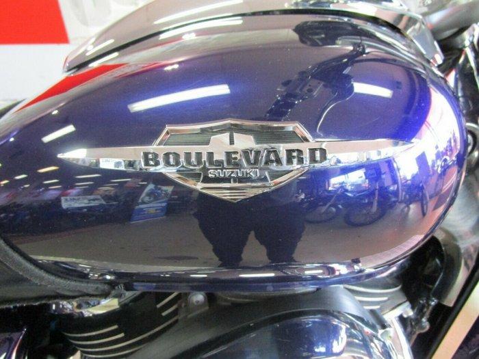 2006 Suzuki VZ800 (BOULEVARD M50) PURPLE