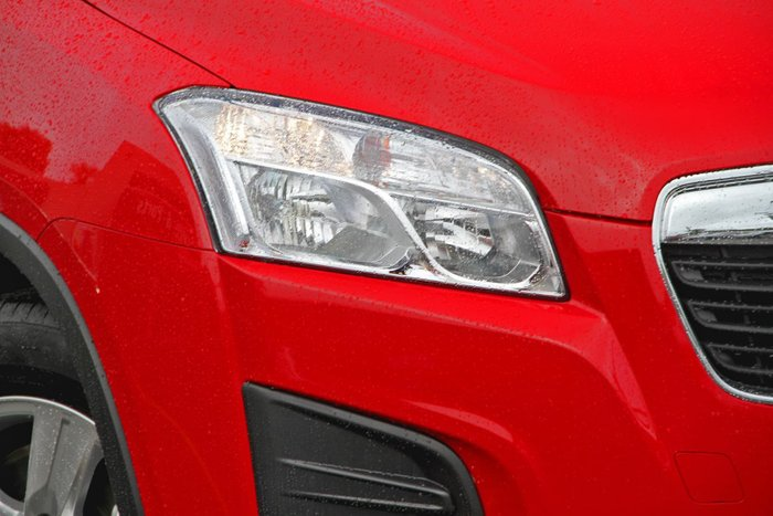 2014 Holden Trax LS TJ MY14 Red