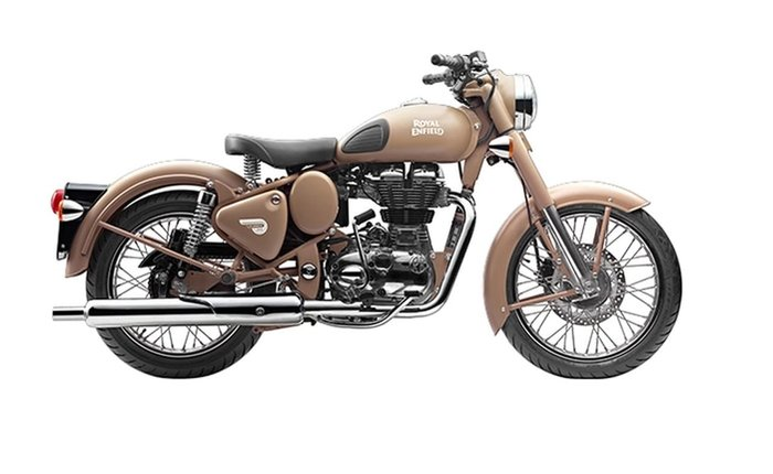 2018 ROYAL ENFIELD CLASSIC 500 null null null