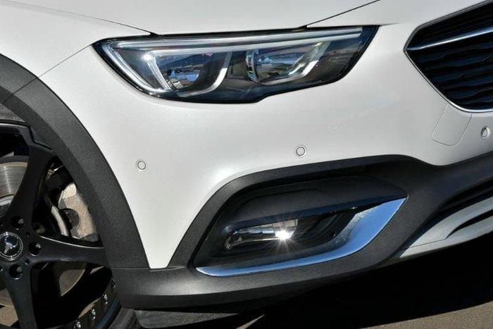 2018 Holden Calais ZB MY18 4X4 On Demand White