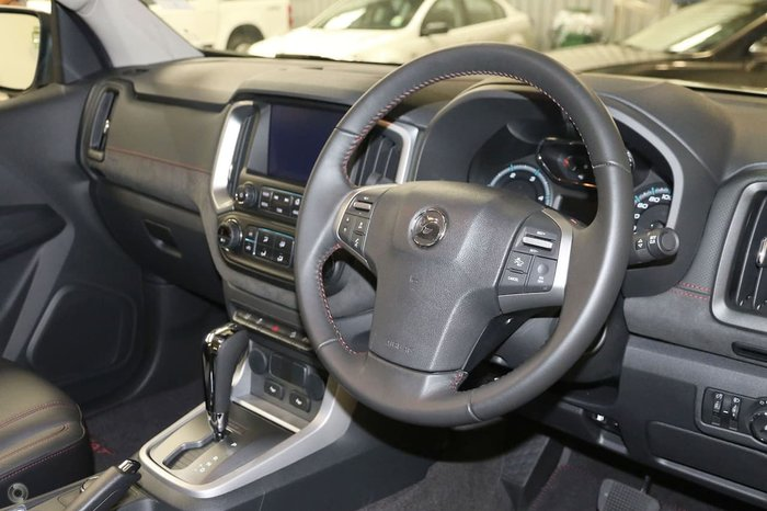 2018 Holden Special Vehicles Colorado SportsCat RG MY19 4X4 Dual Range White