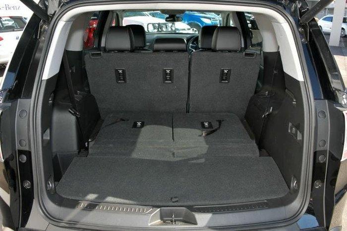 2018 Holden Acadia LTZ AC MY19 4X4 On Demand Black