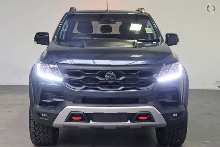 2018 Holden Special Vehicles Colorado SportsCat+ RG MY19 4X4 Dual Range Grey