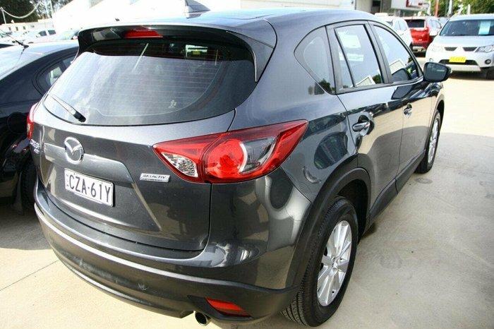 2015 Mazda CX-5 Maxx Sport KE Series 2 4X4 On Demand Grey