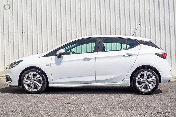 2018 Holden Astra RS BK MY18.5 White
