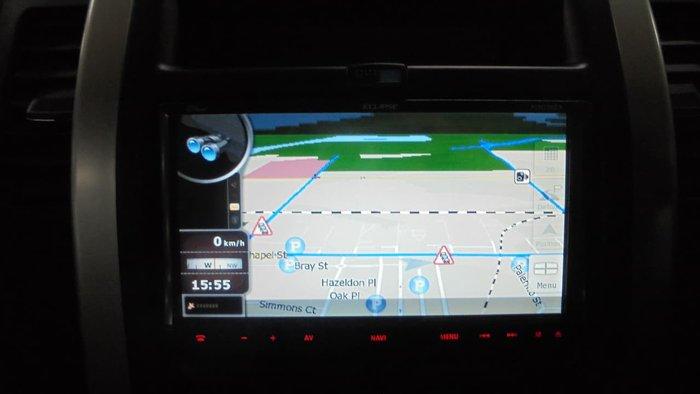 2012 Nissan X-Trail Ti T31 Series V 4X4 On Demand White