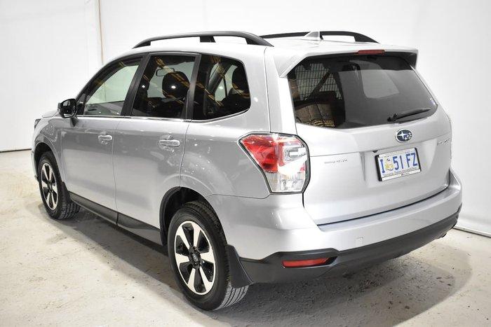 2016 Subaru Forester 2.5i-L S4 MY16 Four Wheel Drive Silver