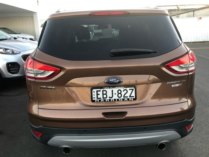 2013 Ford Kuga Titanium TF 4X4 On Demand Brown