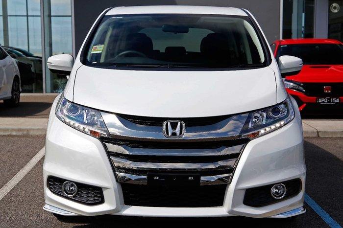 2019 Honda Odyssey VTi 5th Gen MY19 White
