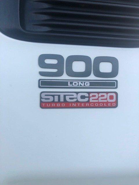 2007 Isuzu FTR900 LONG TRAY TOP WHITE