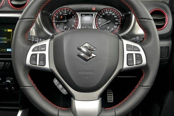 2018 Suzuki Vitara S Turbo LY Grey