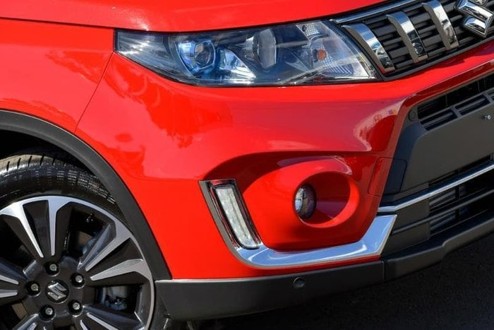 2019 Suzuki Vitara Turbo LY Series II Red