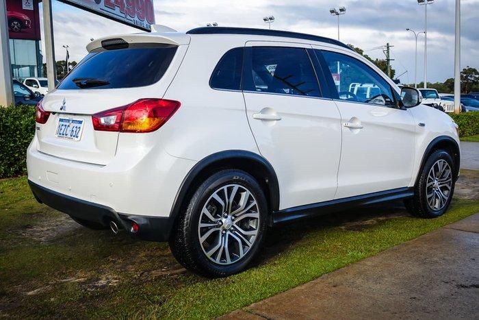 2017 Mitsubishi ASX XLS XC MY17 White