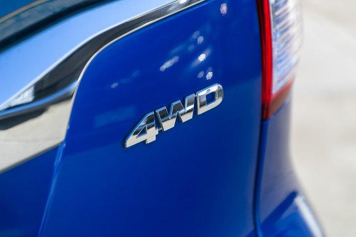 2015 Honda CR-V VTi-S RM Series II MY16 4X4 On Demand Blue
