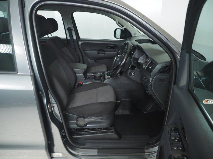 2017 Volkswagen Amarok TDI420 Core 2H MY18 4X4 Constant Grey